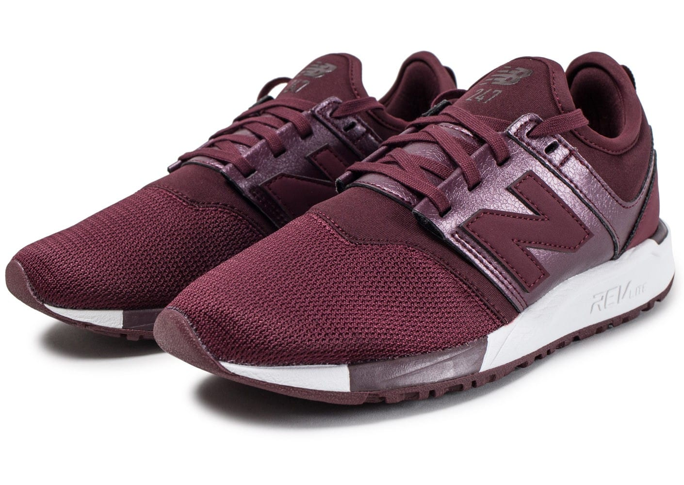 new balance 247 homme rouge