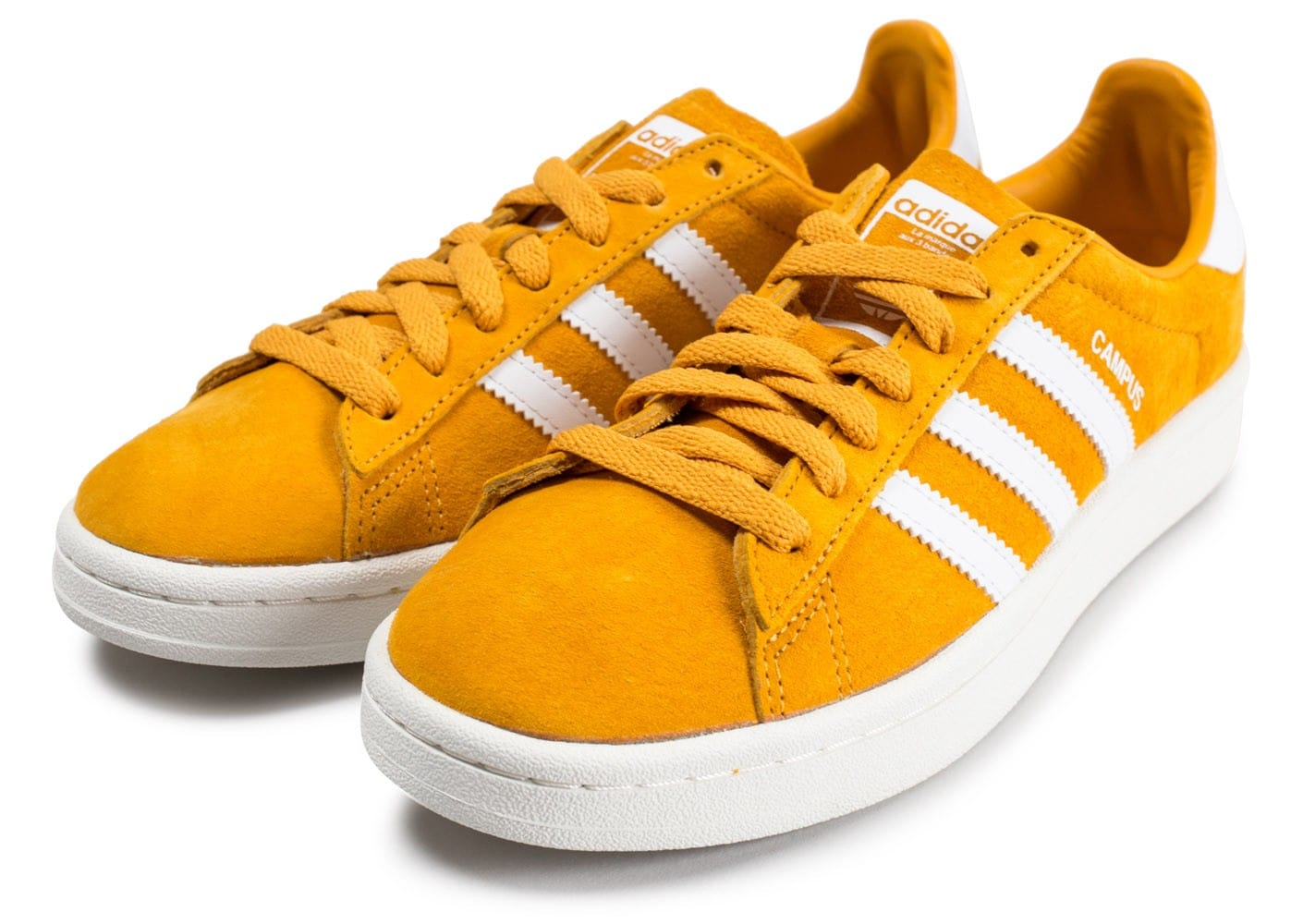 adidas campus jaune moutarde chaussures adidas chausport. Black Bedroom Furniture Sets. Home Design Ideas