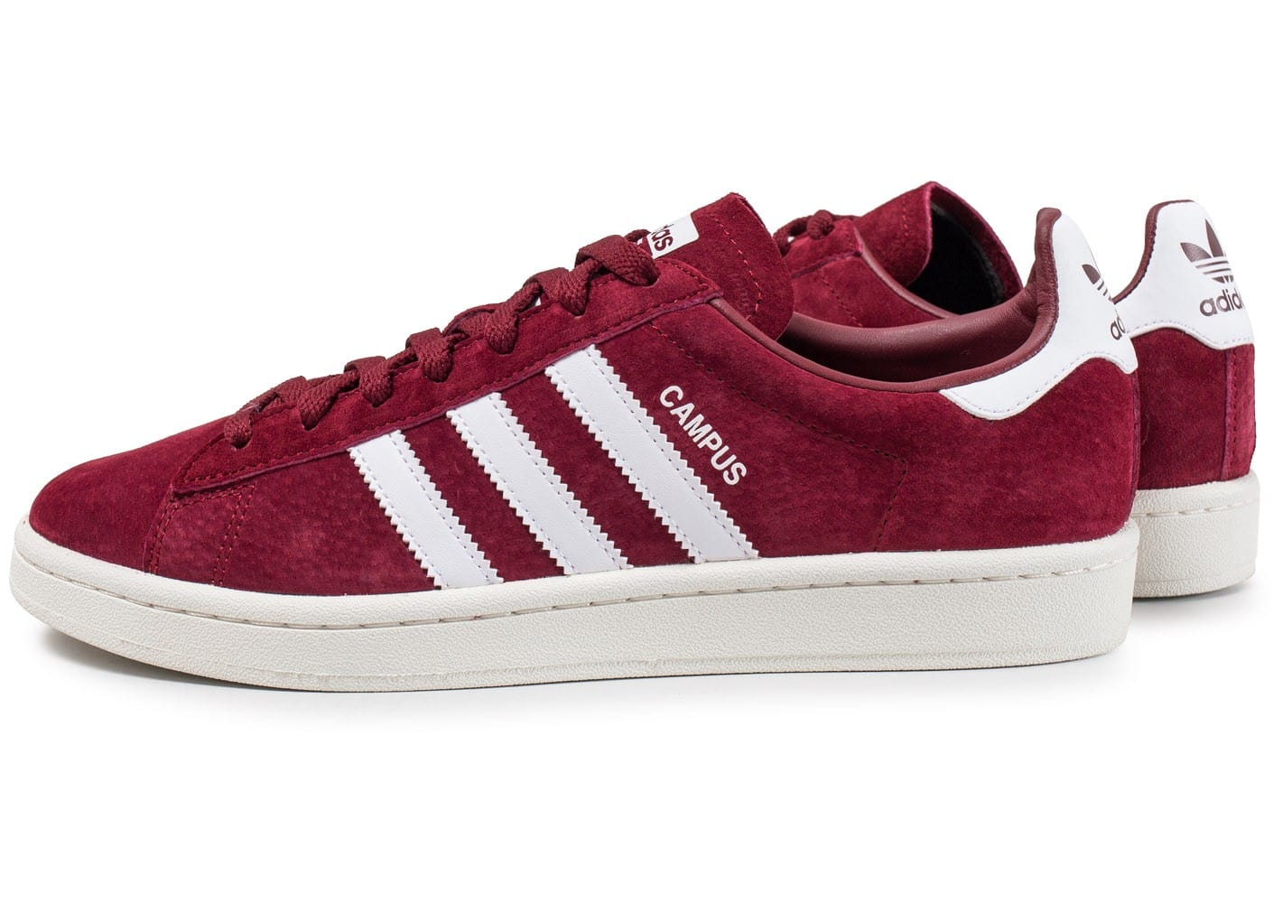 adidas campus bordeaux chaussures baskets homme chausport. Black Bedroom Furniture Sets. Home Design Ideas