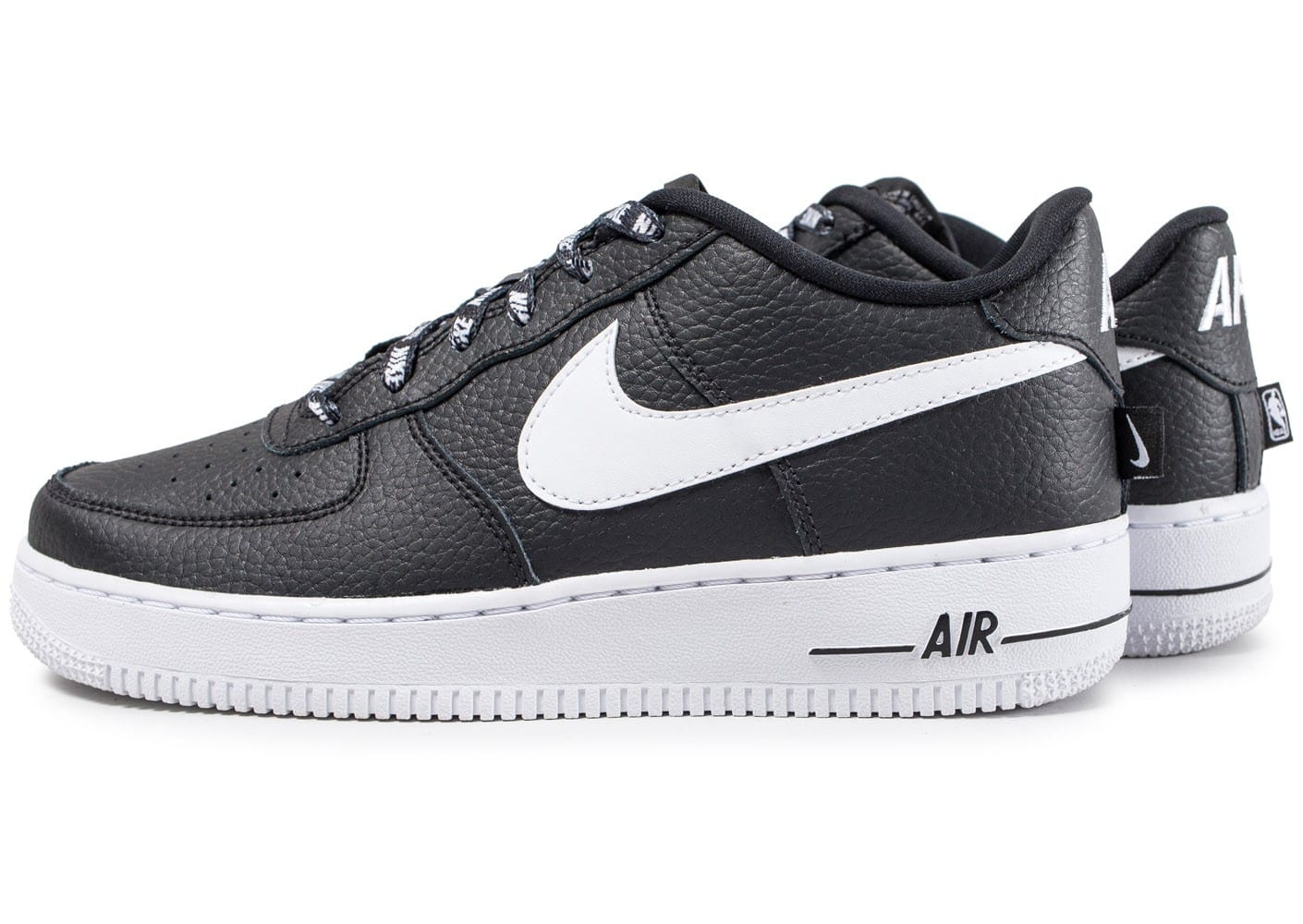 nike air force 1 lv8 nba noire et blanche chaussures. Black Bedroom Furniture Sets. Home Design Ideas