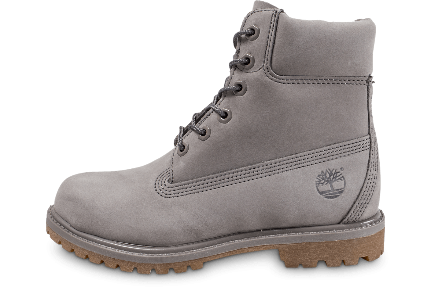 timberland 6 inch premium boots grise chaussures femme chausport. Black Bedroom Furniture Sets. Home Design Ideas