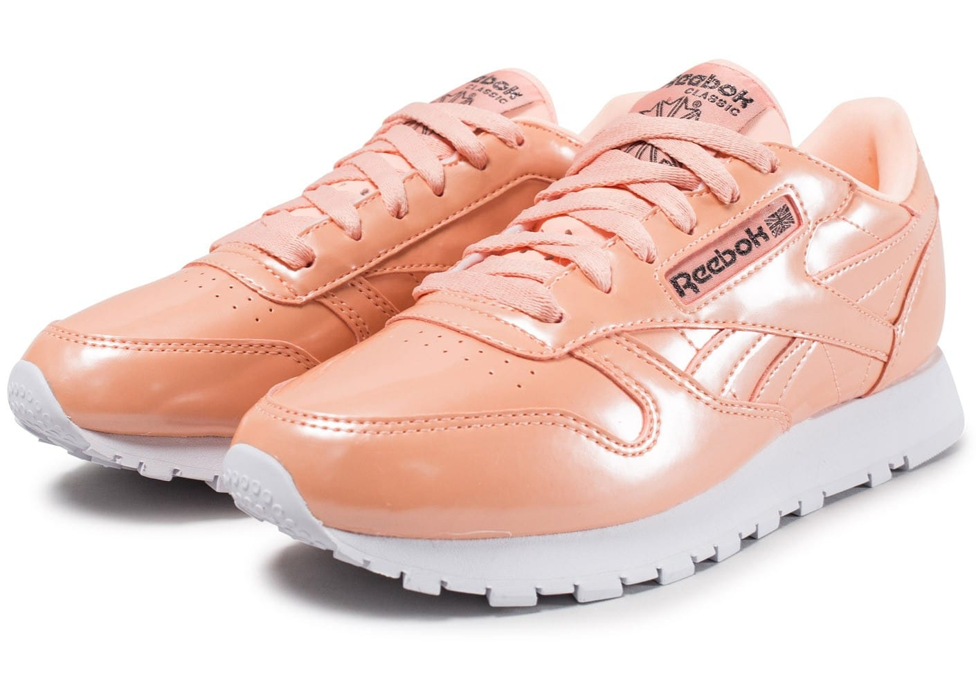 reebok classic leather pp orange chaussures black friday chausport. Black Bedroom Furniture Sets. Home Design Ideas