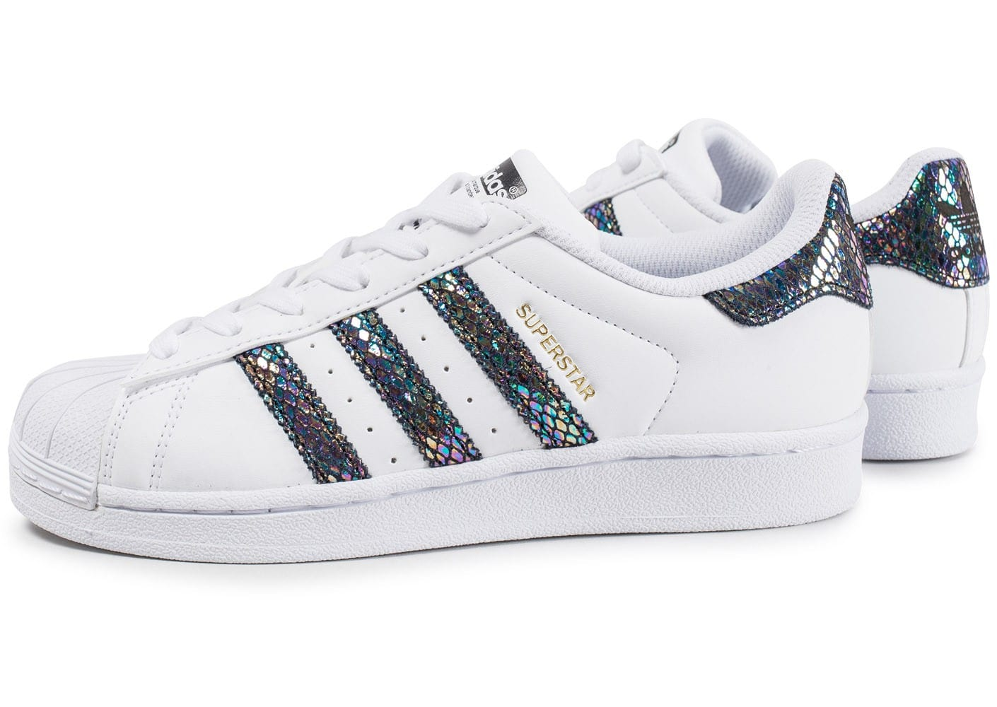adidas superstar metallic snake junior chaussures adidas. Black Bedroom Furniture Sets. Home Design Ideas