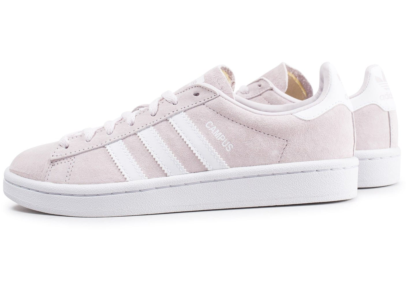 size 40 cb924 03d57 adidas campus blanche