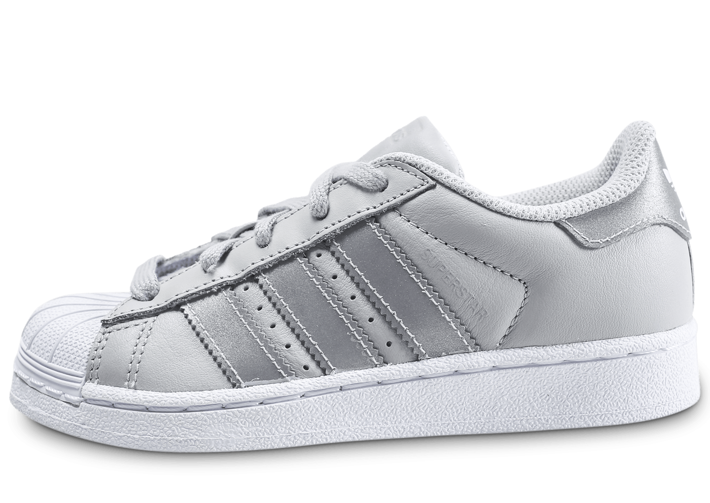 Adidas superstar enfant argent chaussures adidas - Magasin chaussure amiens ...