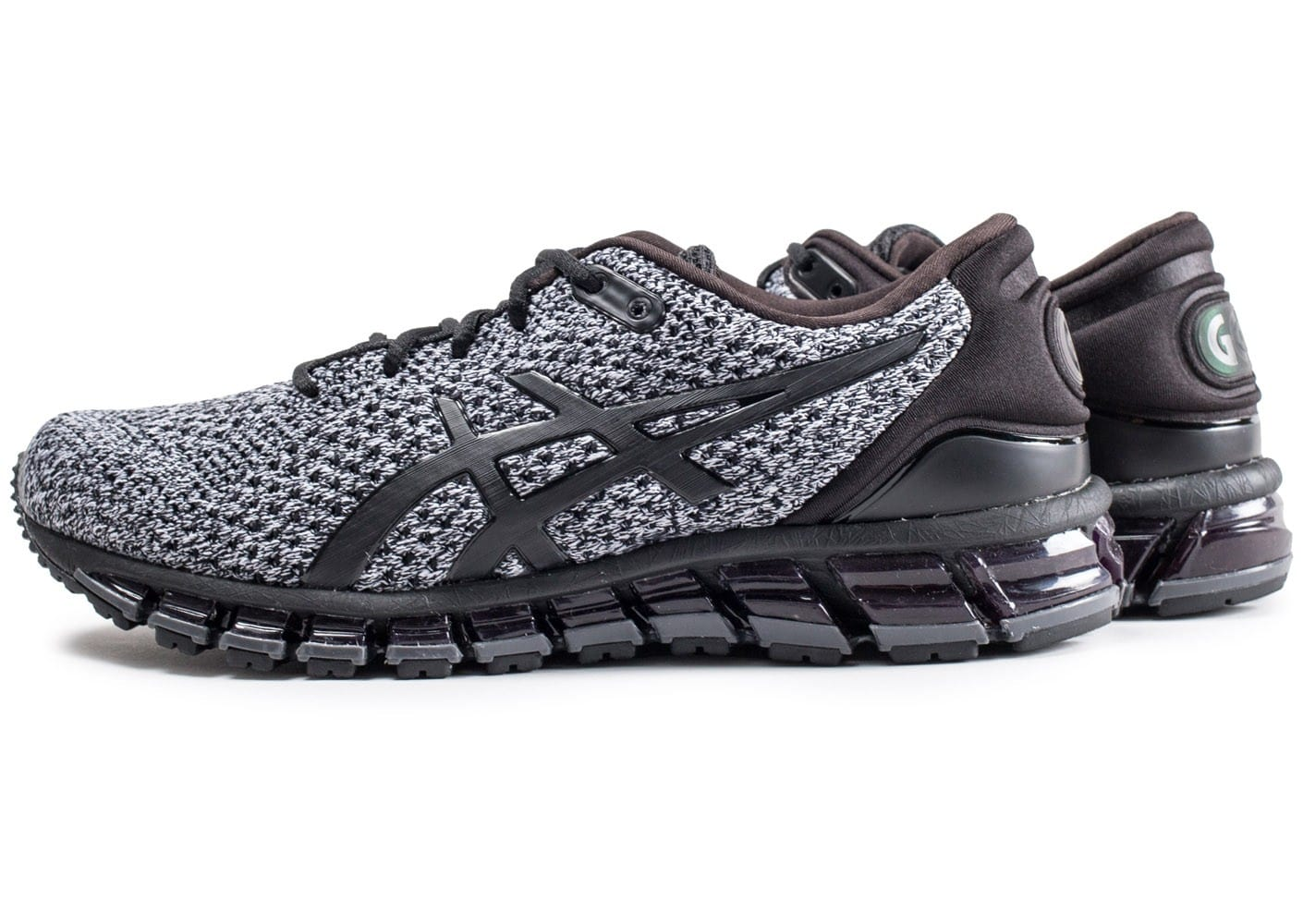 asics quantum 360 oreo cookies chaussures homme chausport. Black Bedroom Furniture Sets. Home Design Ideas
