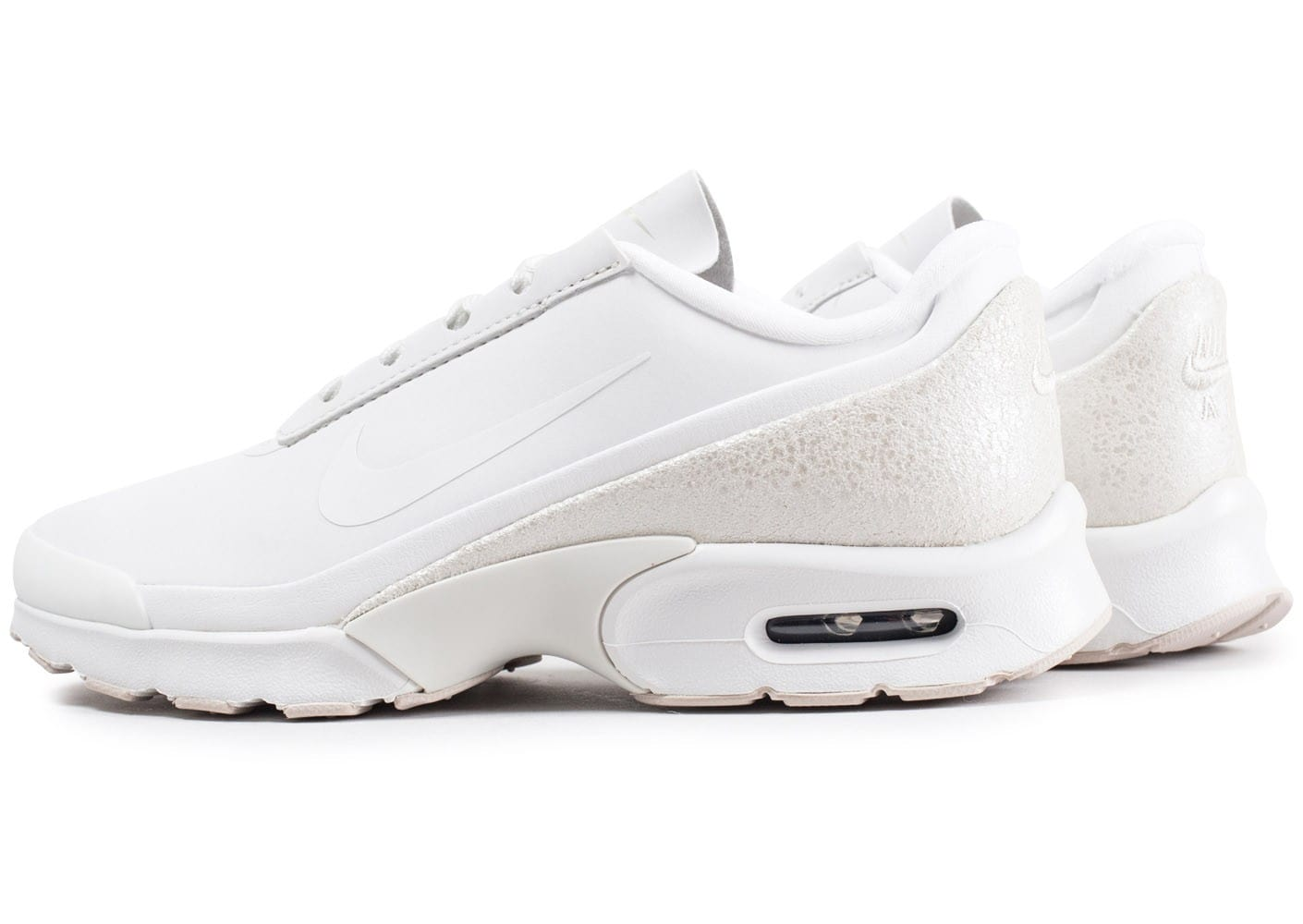 air max leather blanche
