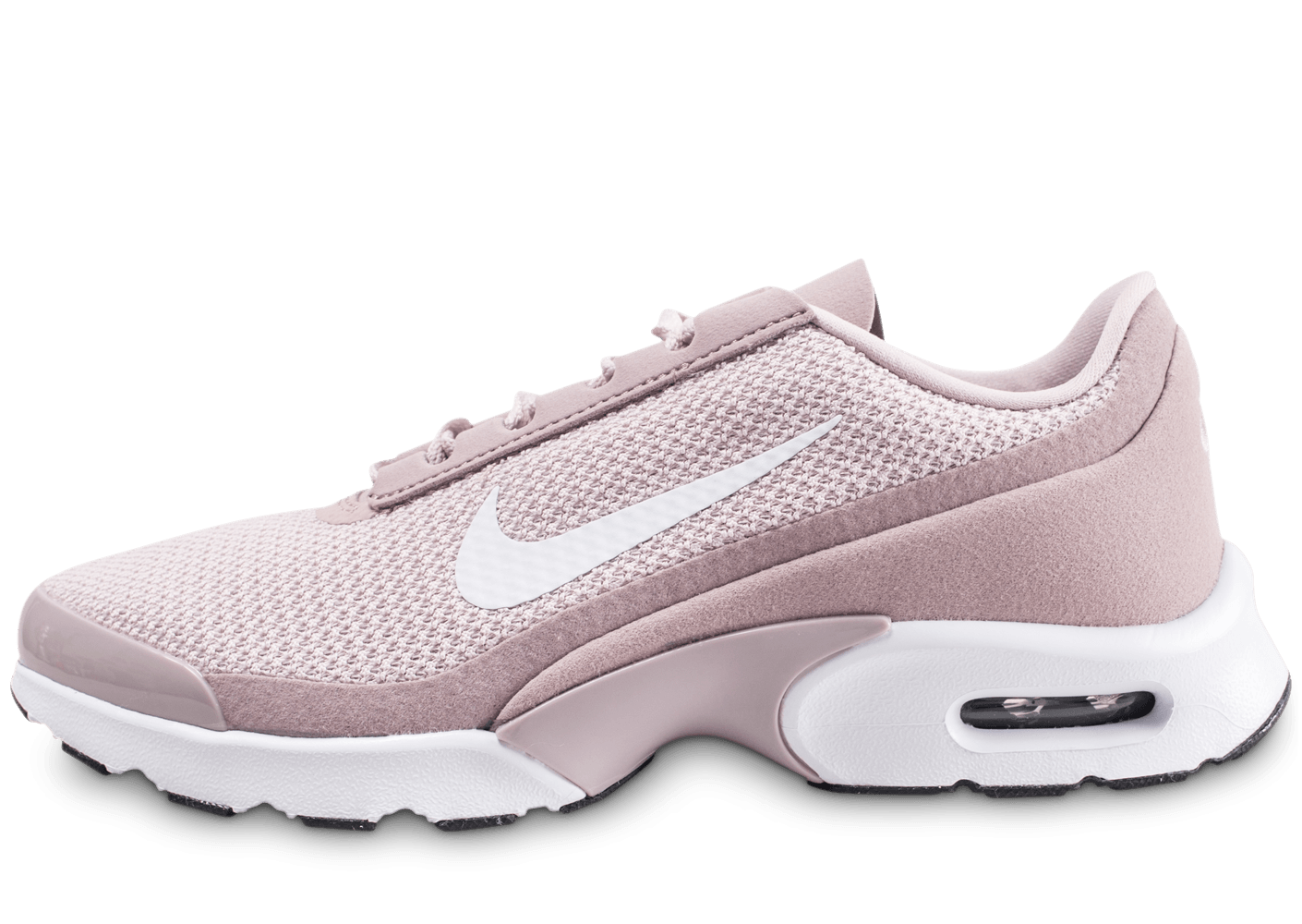nike air max jewell rose et blanche chaussures femme chausport. Black Bedroom Furniture Sets. Home Design Ideas