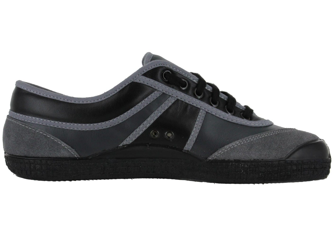 kawasaki hot shot leather gris chaussures homme chausport. Black Bedroom Furniture Sets. Home Design Ideas