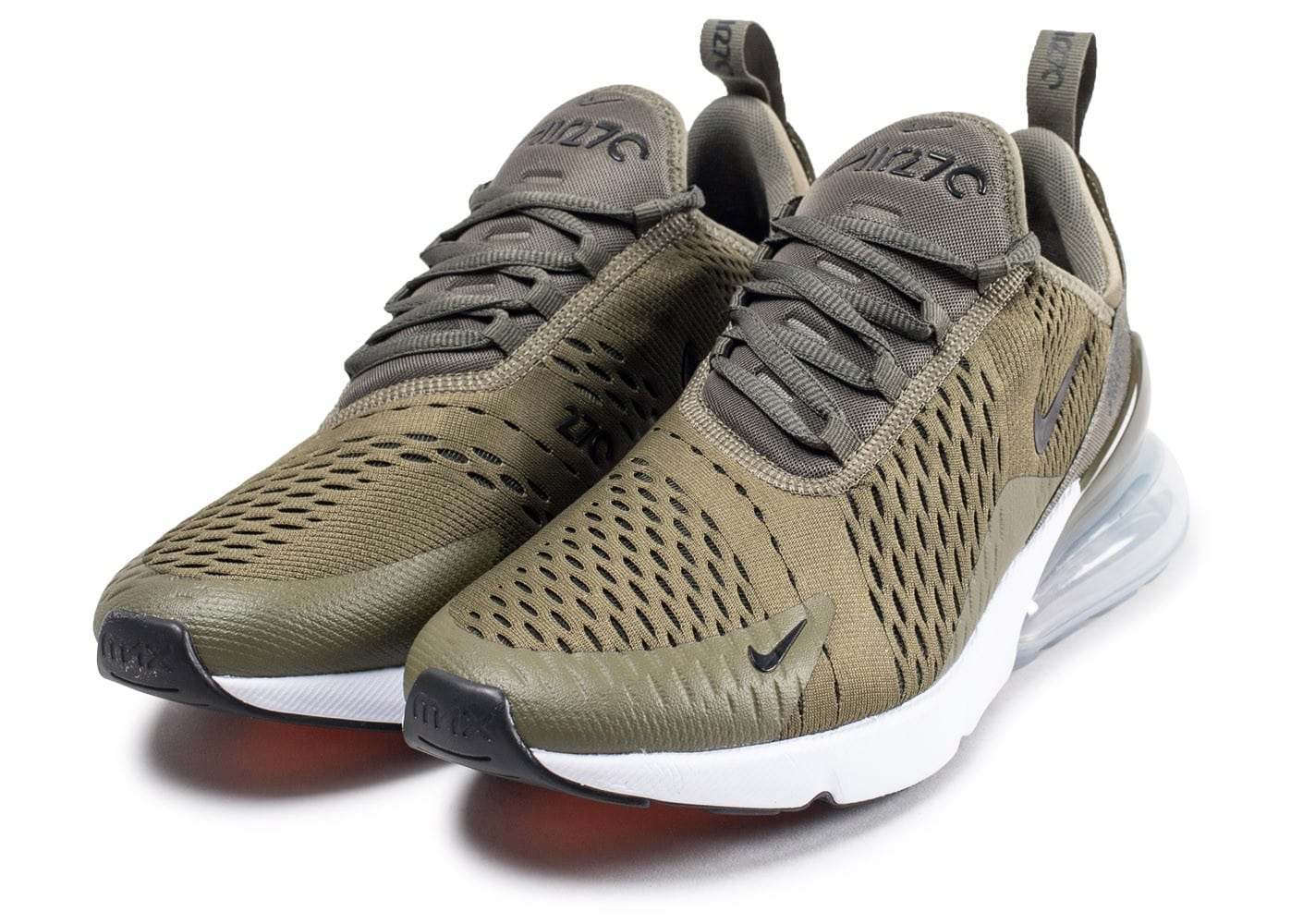 nike air max 270 medium olive chaussures homme chausport. Black Bedroom Furniture Sets. Home Design Ideas