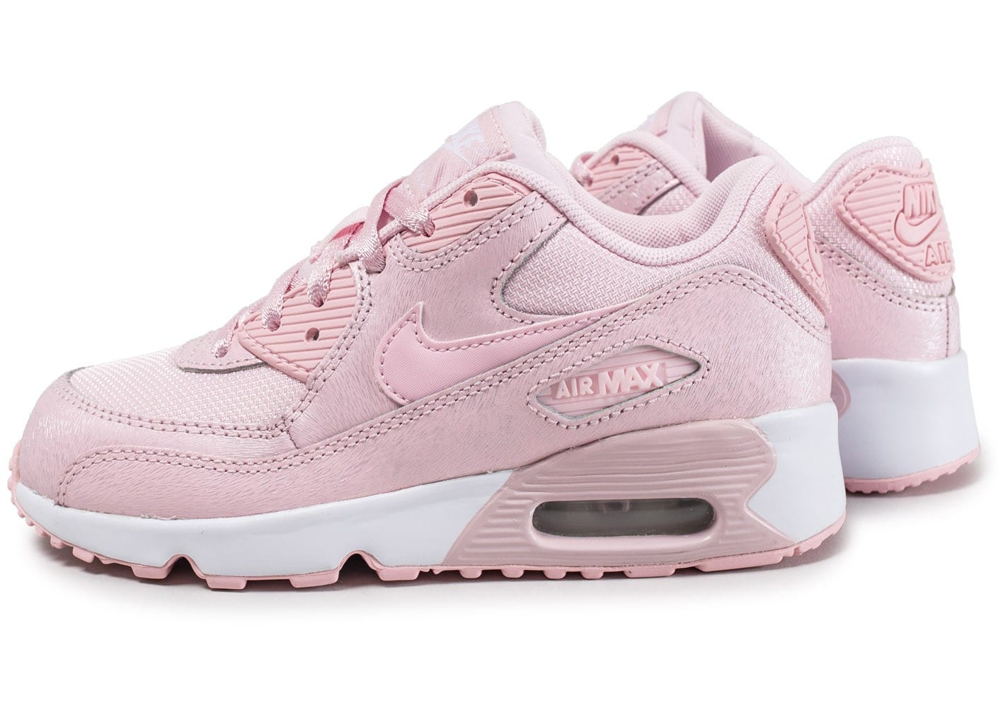 nike air max 90 se enfant hyper pink chaussures enfant chausport. Black Bedroom Furniture Sets. Home Design Ideas