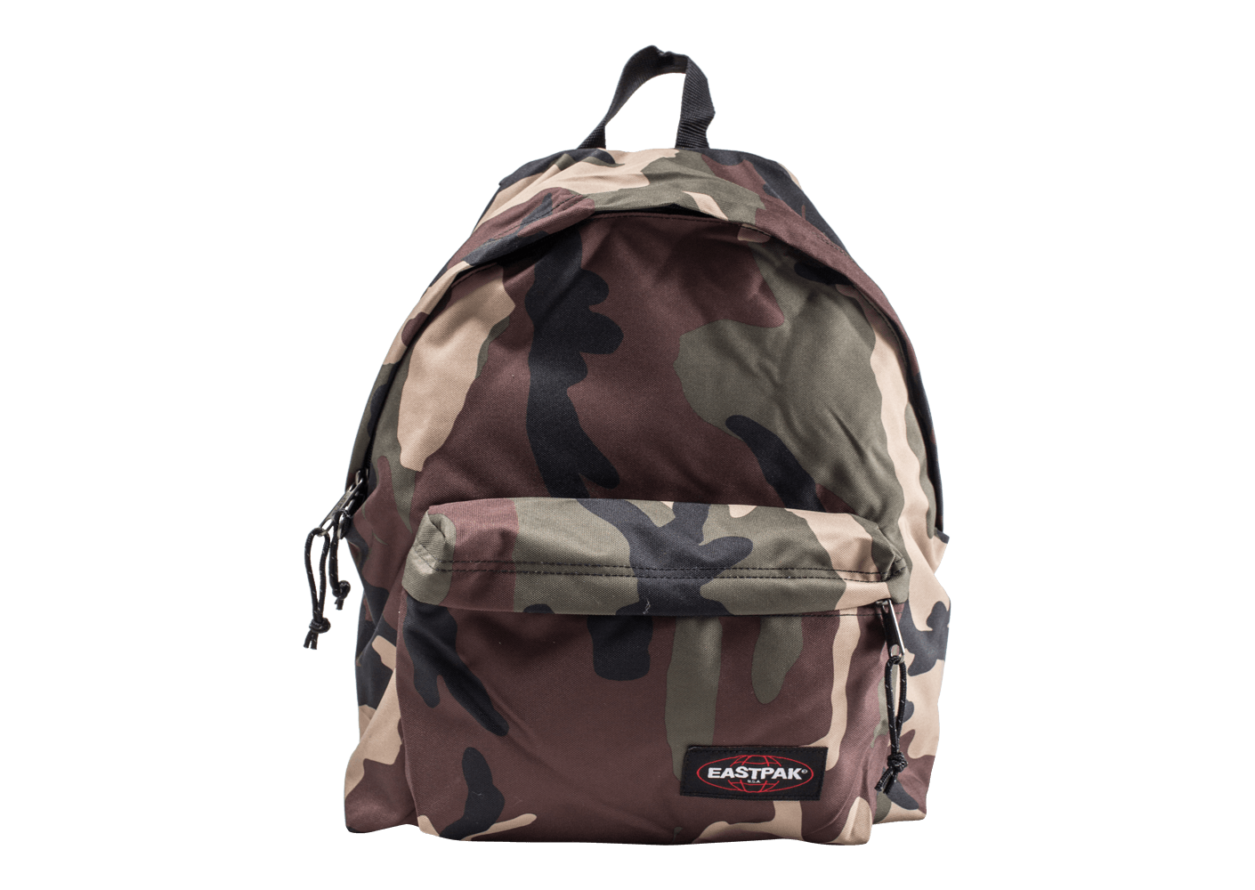 eastpak sac dos padded pak 39 r motif camouflage sacs sacoches chausport. Black Bedroom Furniture Sets. Home Design Ideas