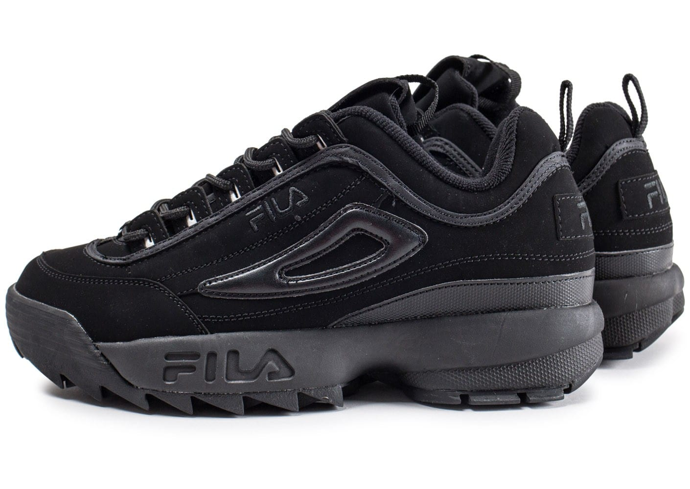chaussures fila disruptor grise. Black Bedroom Furniture Sets. Home Design Ideas