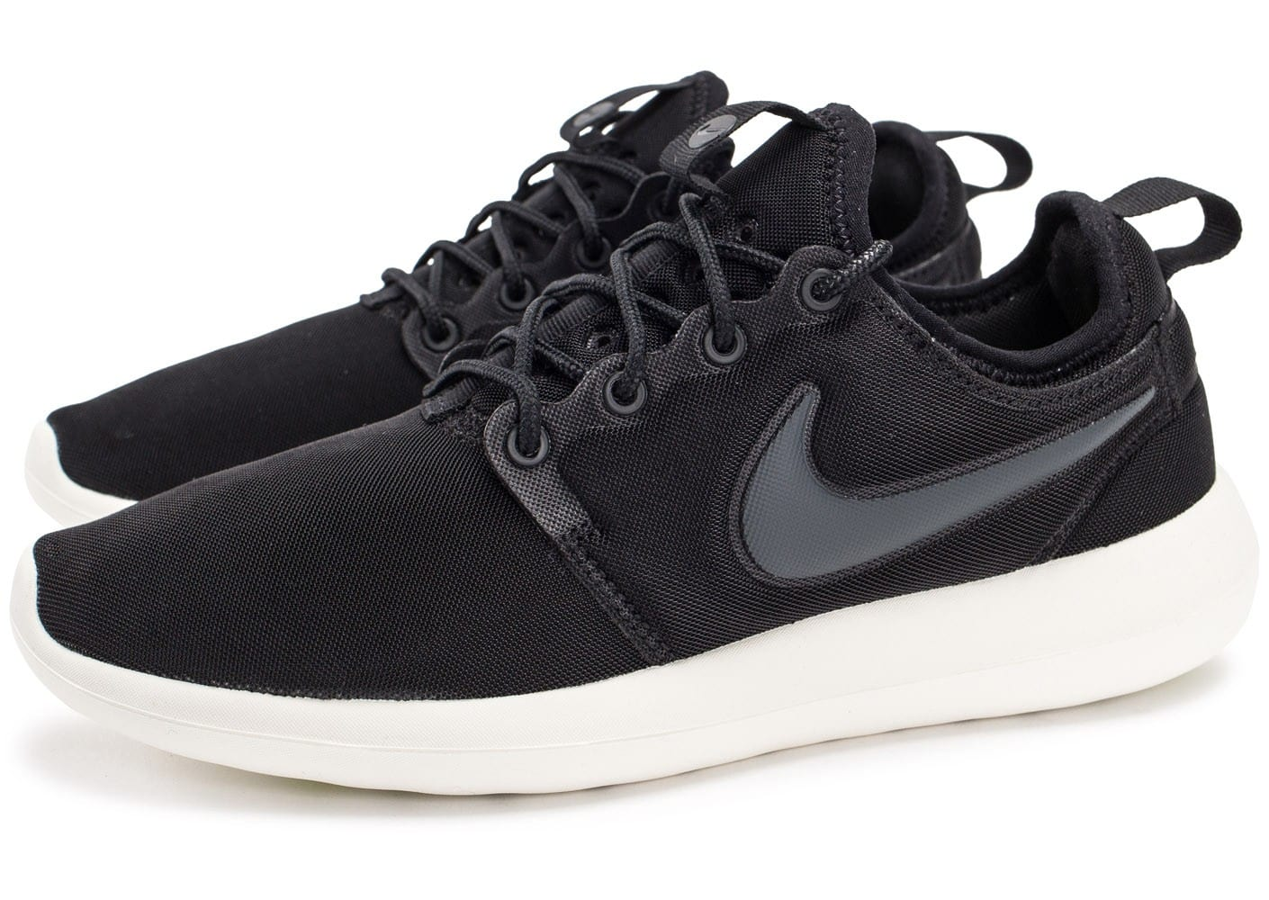 nike roshe 2 w noire et grise chaussures chaussures chausport. Black Bedroom Furniture Sets. Home Design Ideas