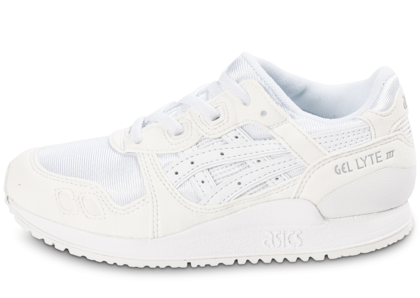 asics gel lyte iii enfant blanche chaussures chaussures chausport. Black Bedroom Furniture Sets. Home Design Ideas