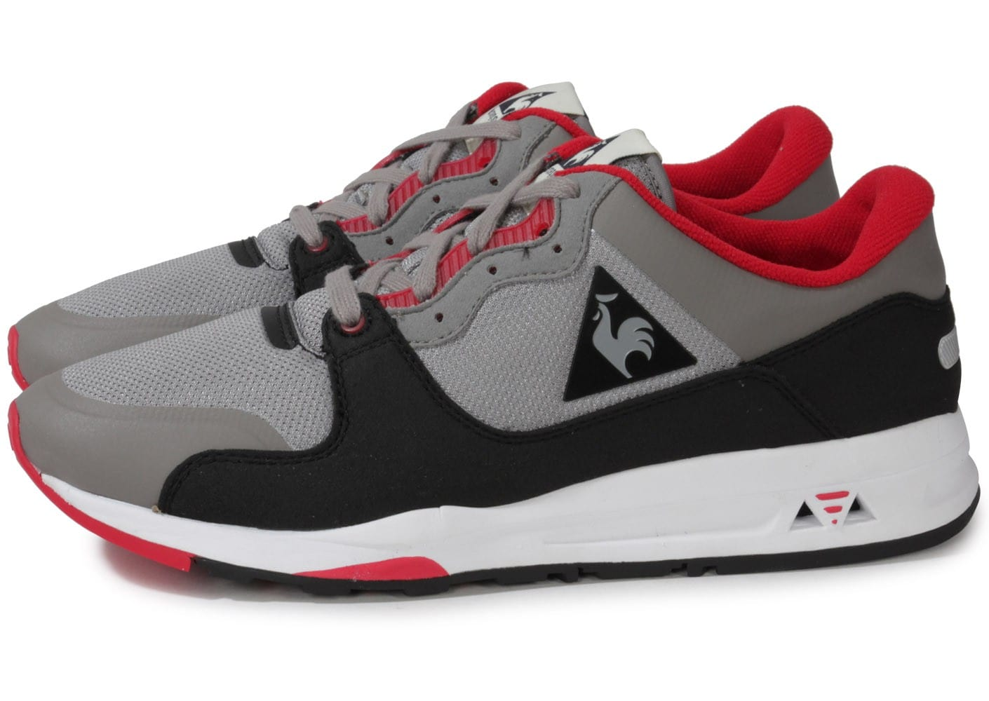 chaussures coq sportif rouge. Black Bedroom Furniture Sets. Home Design Ideas