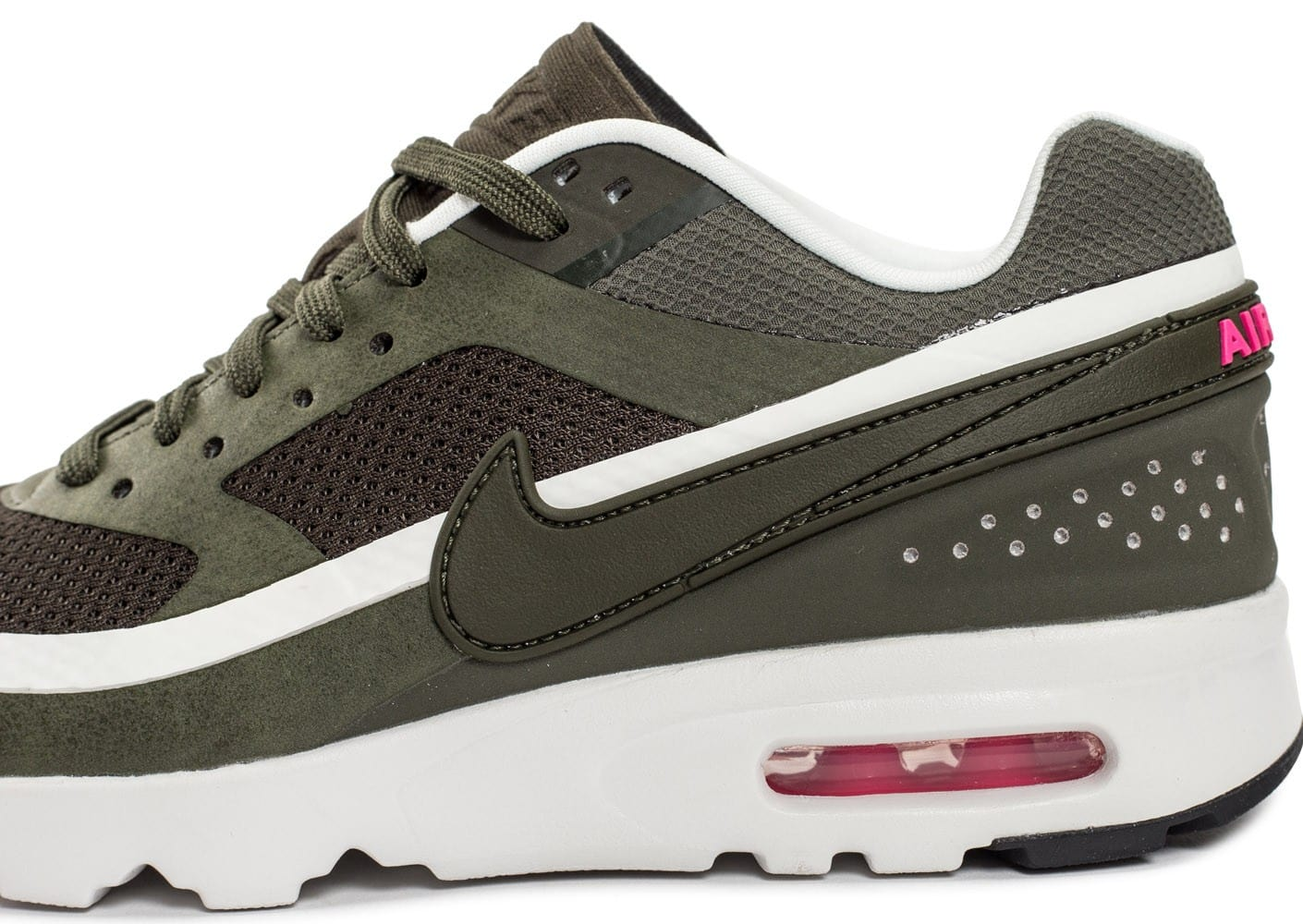 best website 81f7c 7fd51 ... official store chaussures nike air max bw ultra w olive vue dessus .