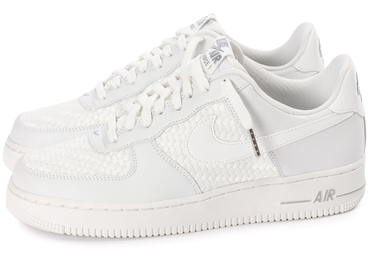 nike air force 1 lv8 low blanche chaussures homme chausport. Black Bedroom Furniture Sets. Home Design Ideas