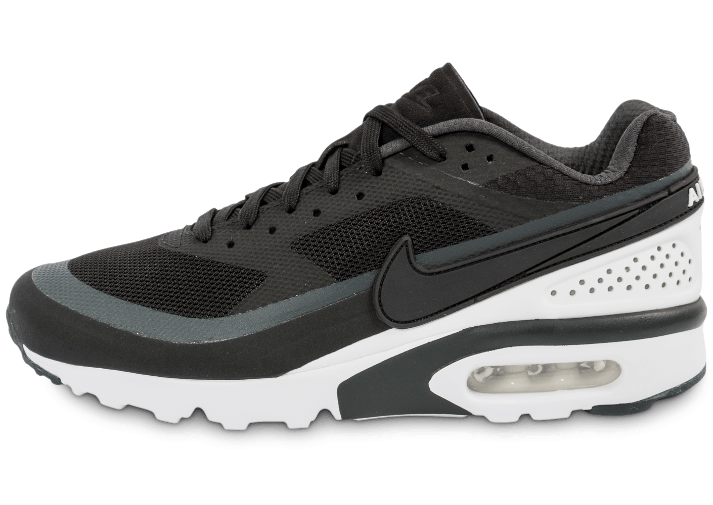nike air max bw ultra noire et blanche chaussures homme. Black Bedroom Furniture Sets. Home Design Ideas