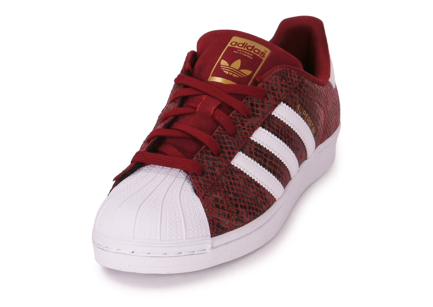 Conception innovante f3956 14ed1 Adidas Superstar Red Snake herbusinessuk.co.uk