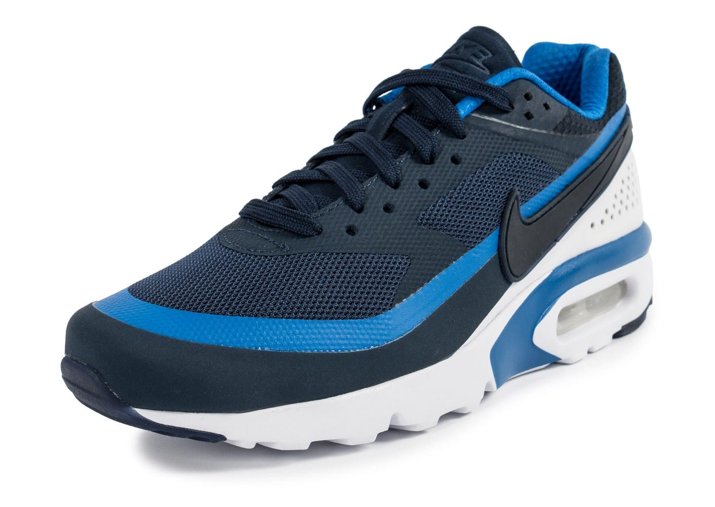 nike air max bw ultra bleu marine chaussures homme chausport. Black Bedroom Furniture Sets. Home Design Ideas