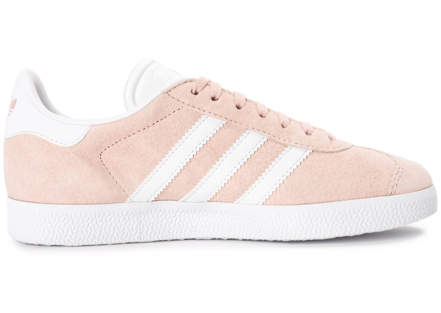 gazelle adidas rose pale