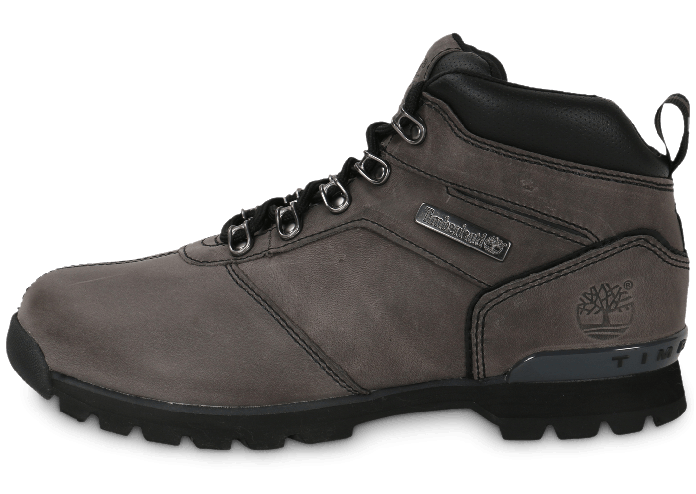 timberland splitrock 2 grise chaussures homme chausport. Black Bedroom Furniture Sets. Home Design Ideas