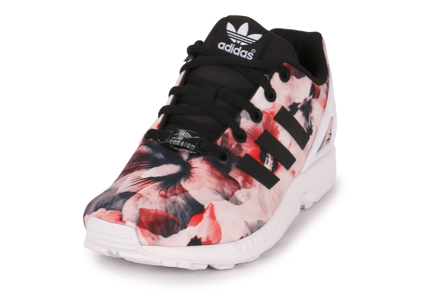 Adidas Zx Flux Floral Rose