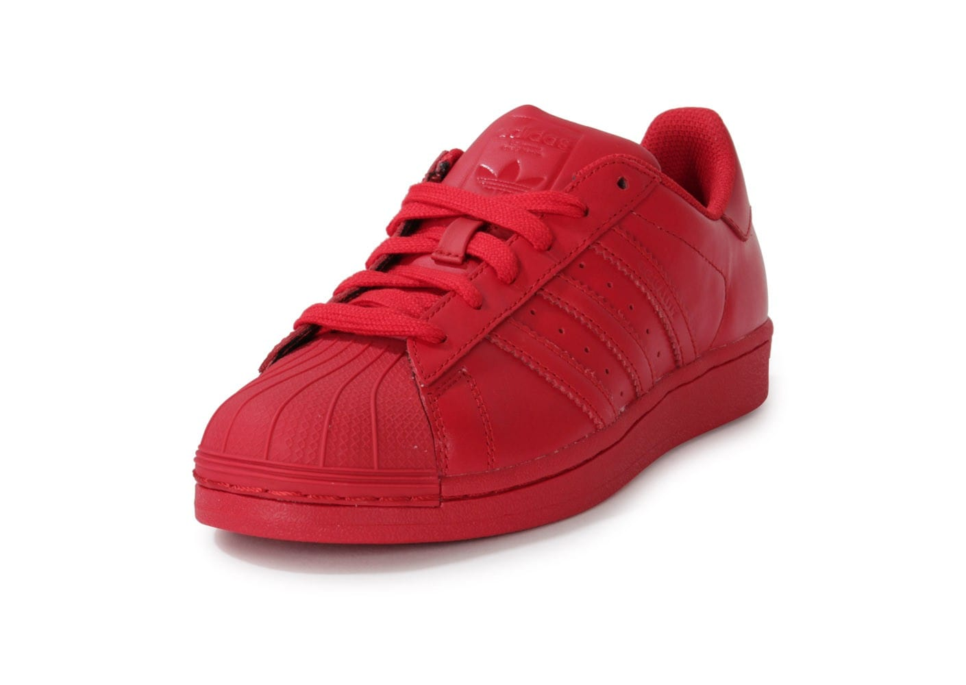 adidas superstar supercolor rouge chaussures adidas. Black Bedroom Furniture Sets. Home Design Ideas