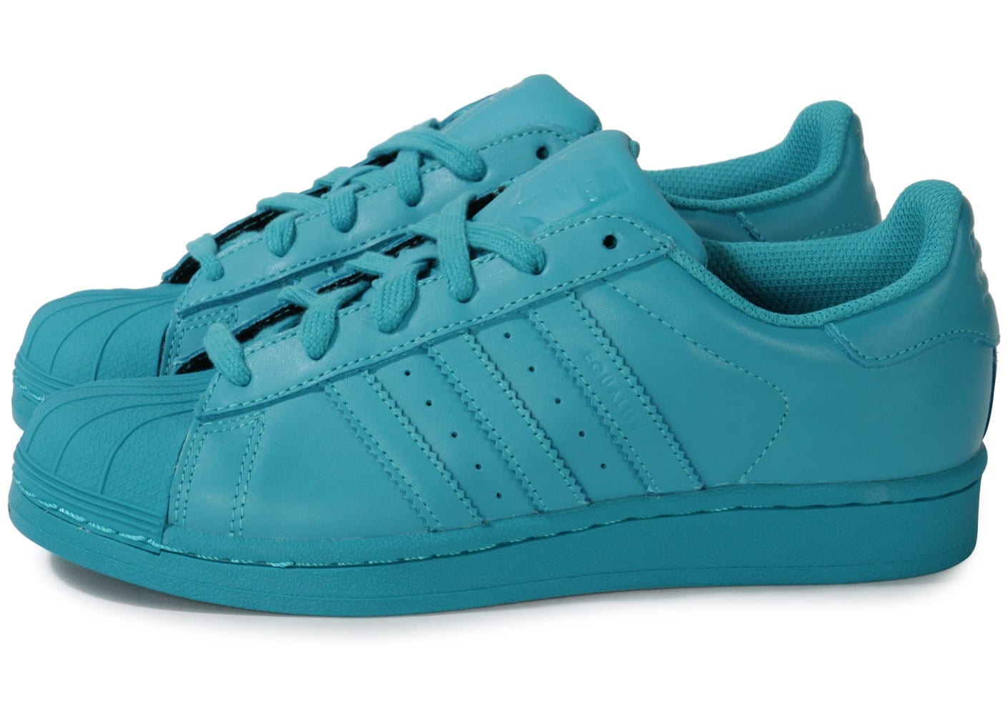 adidas supercolor bleu