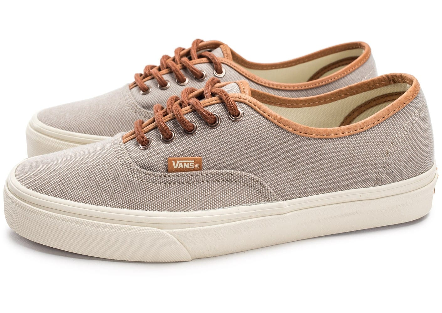 vans authentic dx beige