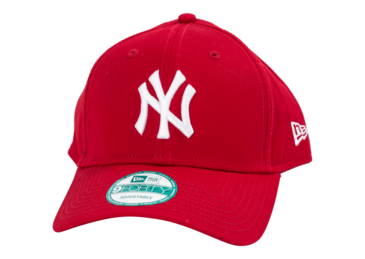 new era casquette 9 40 mlb the league new york yankees rouge casquettes chausport. Black Bedroom Furniture Sets. Home Design Ideas