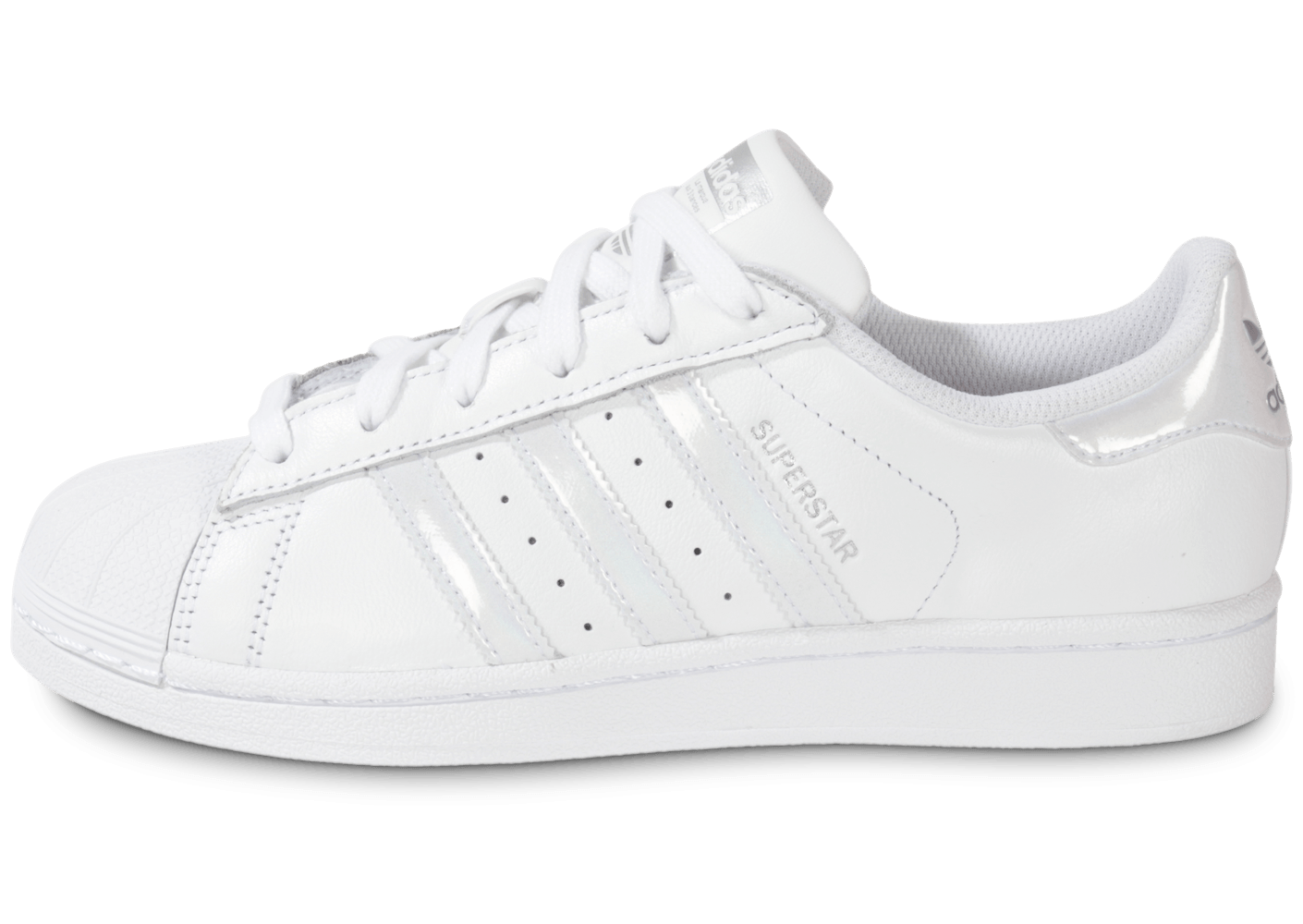 adidas superstar blanche chaussures adidas chausport. Black Bedroom Furniture Sets. Home Design Ideas