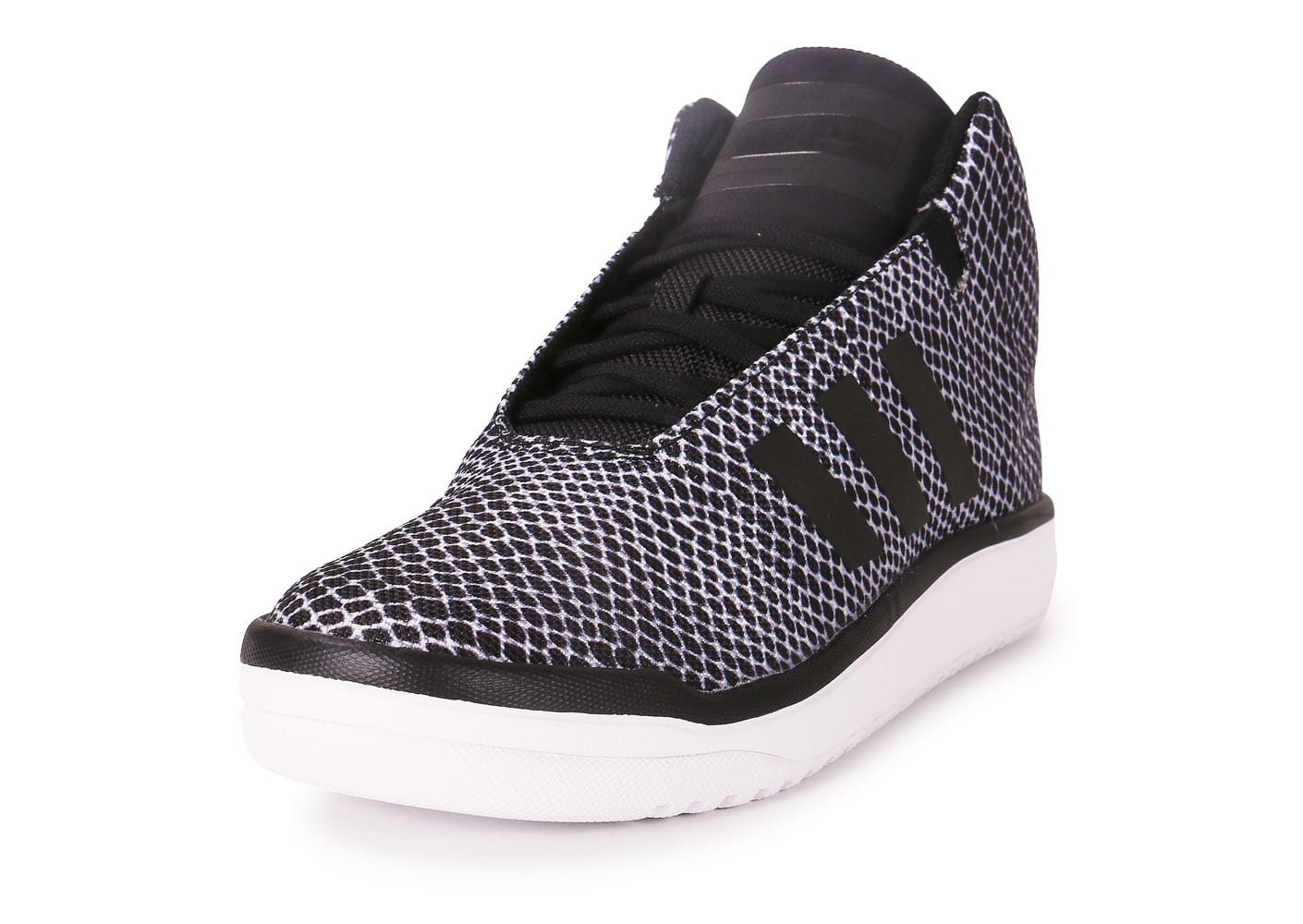 adidas veritas mid noir et blanc chaussures adidas chausport. Black Bedroom Furniture Sets. Home Design Ideas