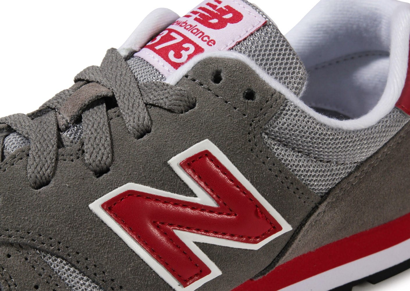 new balance 373 gris et rouge