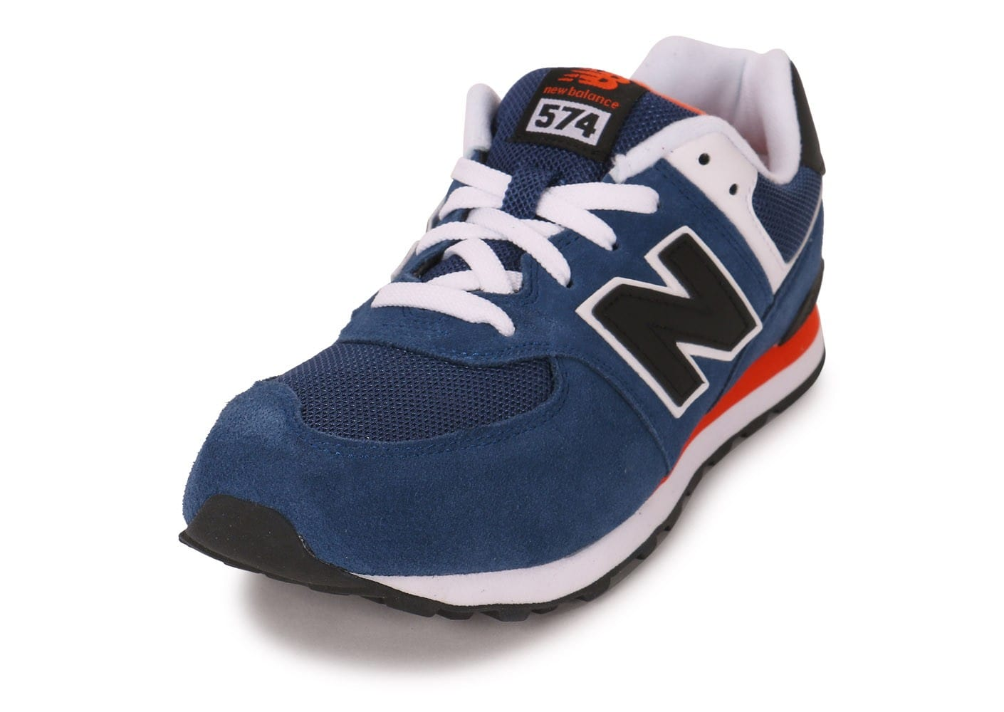 new balance kl574 noir junior