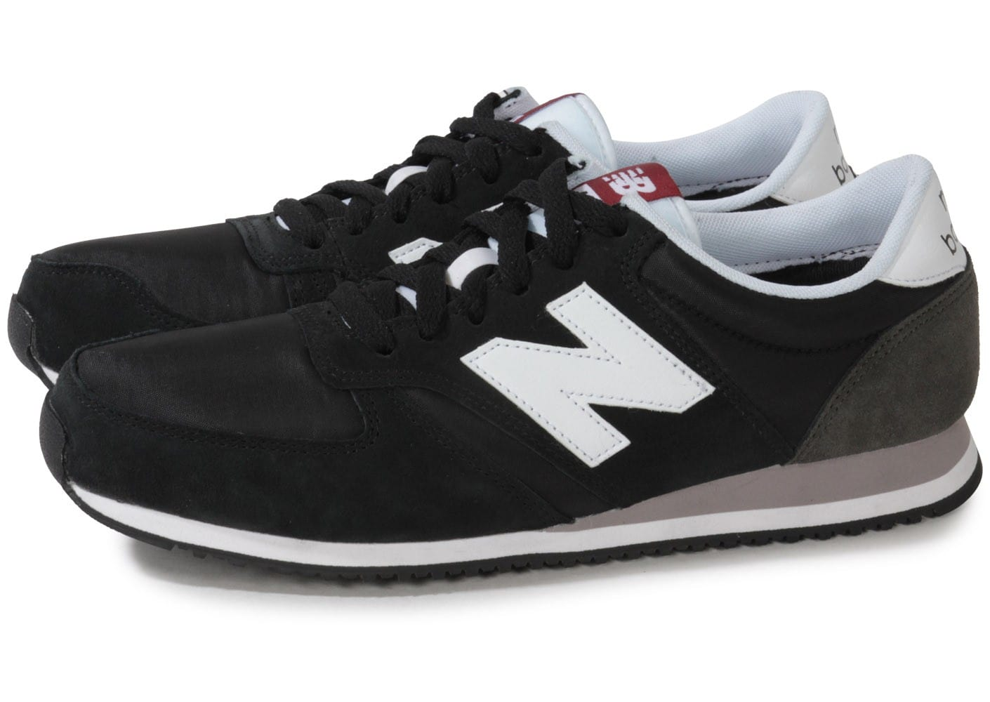 new balance u420 noir rose