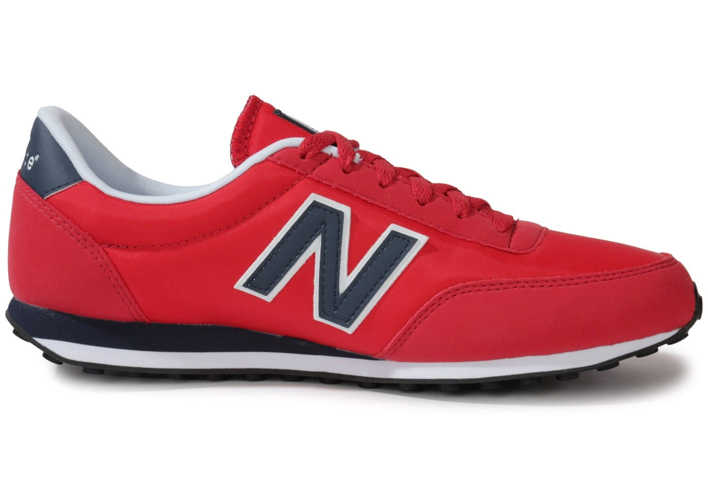 New Balance U410 Rouge - Chaussures Homme - Chausport