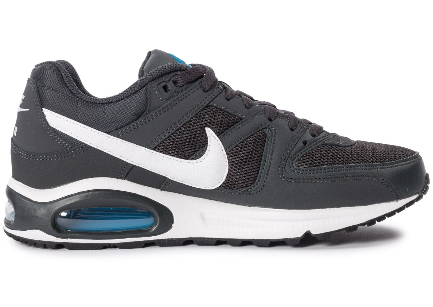 nike air max command anthracite chaussures homme chausport. Black Bedroom Furniture Sets. Home Design Ideas