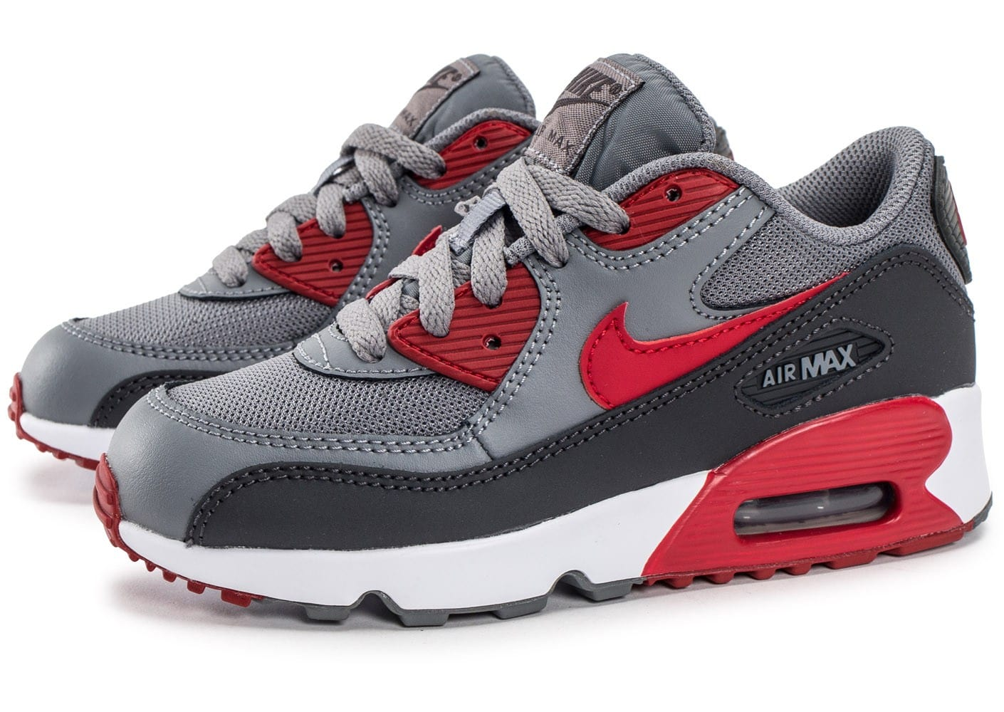 nike air max 90 rouge et grise. Black Bedroom Furniture Sets. Home Design Ideas