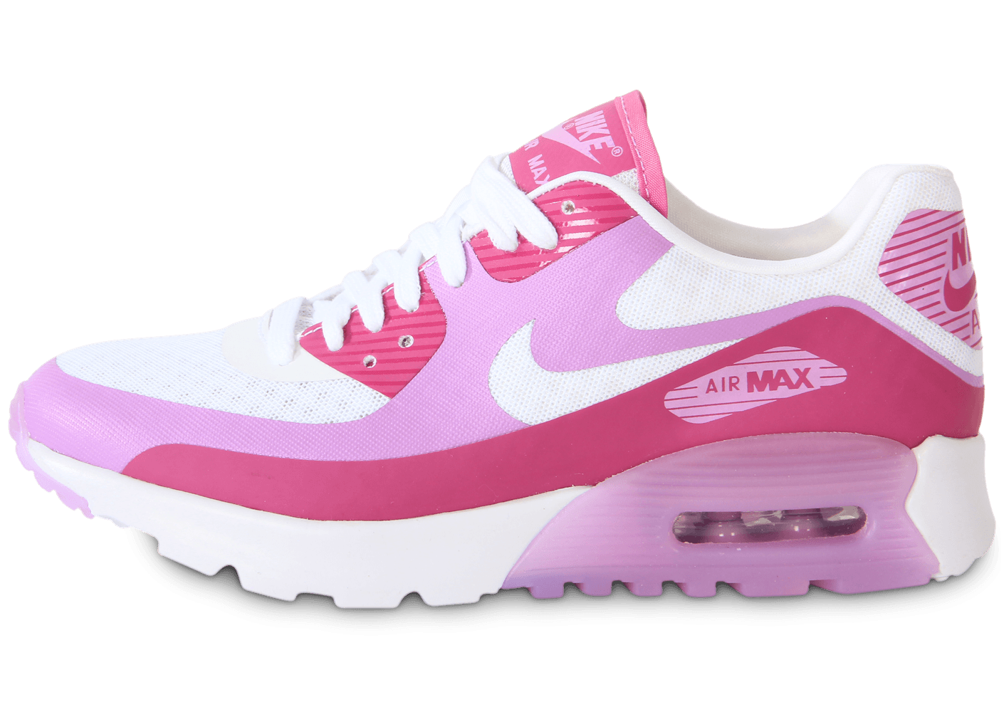 Nike Air Max Blanche Et Rose