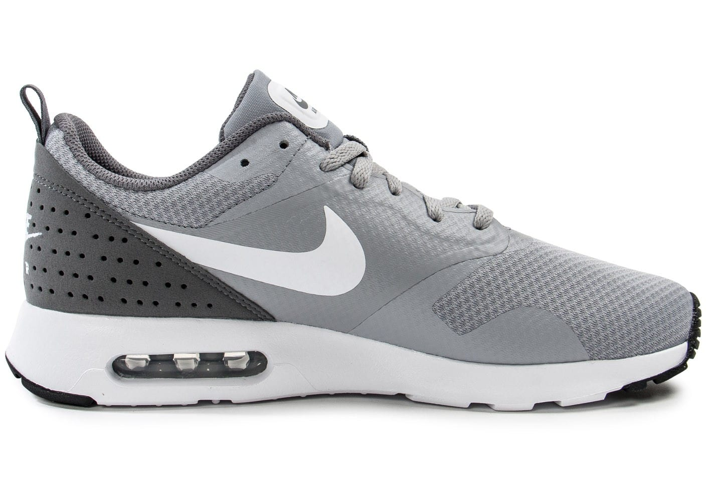 nike air max tavas grise chaussures homme chausport. Black Bedroom Furniture Sets. Home Design Ideas