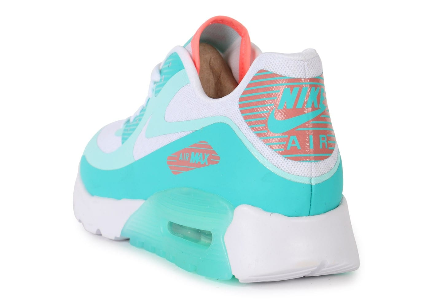 low cost 6d536 ef8a6 nike - air max 90 ultra br - baskets - turquoise