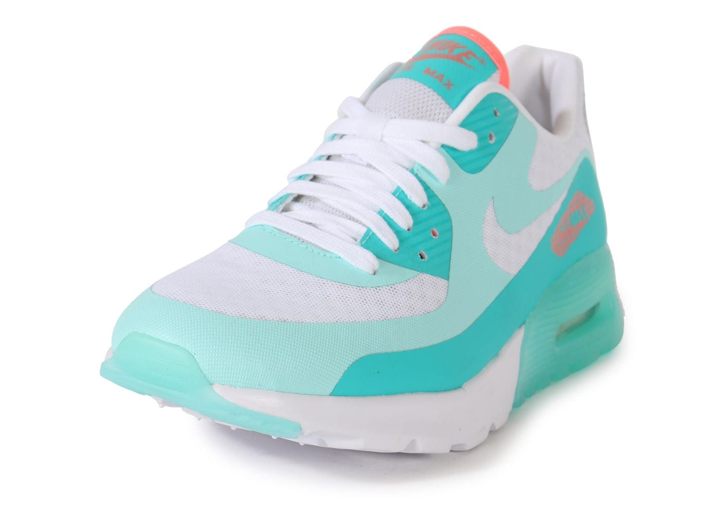 low cost d670f 2e122 nike - air max 90 ultra br - baskets - turquoise