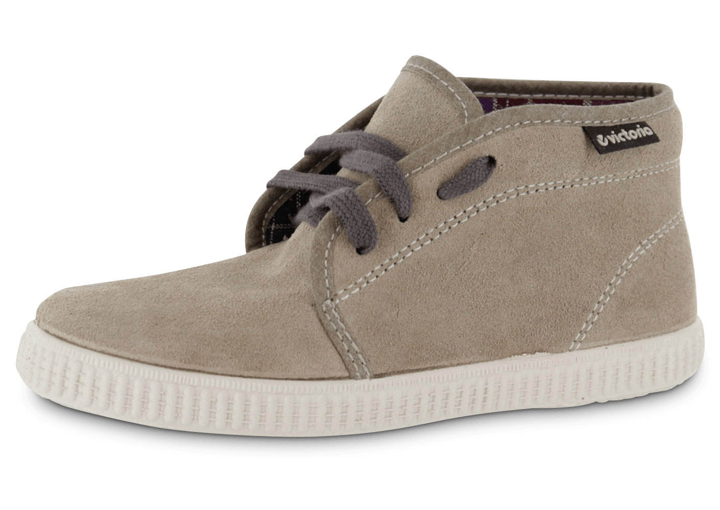 victoria chukka enfant taupe chaussures chaussures. Black Bedroom Furniture Sets. Home Design Ideas