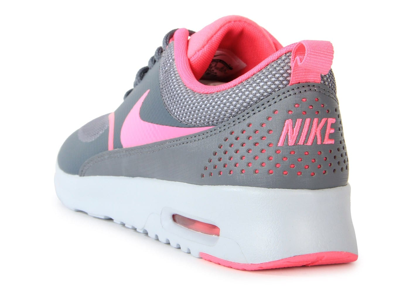 nike air max thea cool grey rose chaussures chaussures. Black Bedroom Furniture Sets. Home Design Ideas