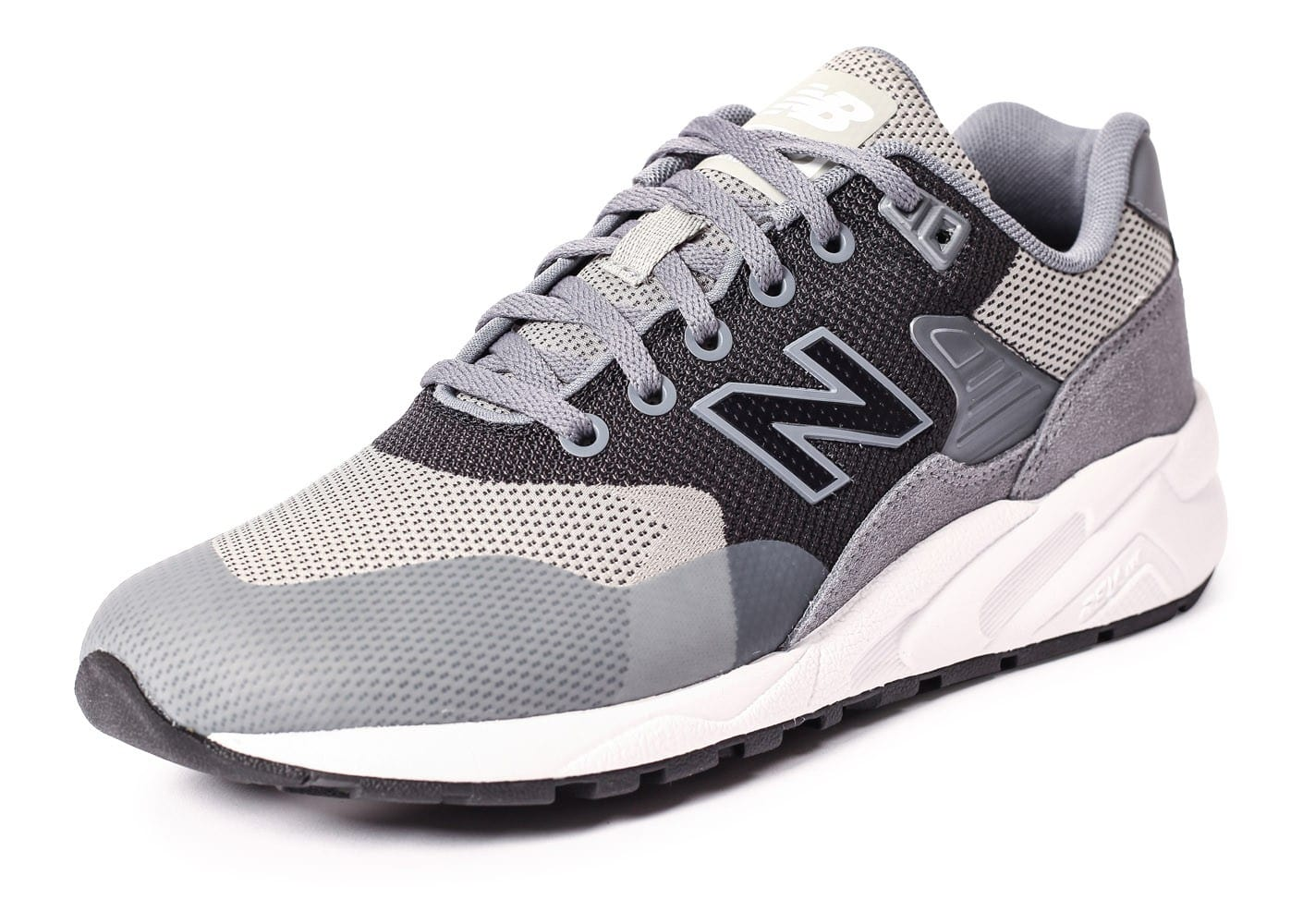 new balance 580 mrt580jk grise chaussures homme chausport. Black Bedroom Furniture Sets. Home Design Ideas