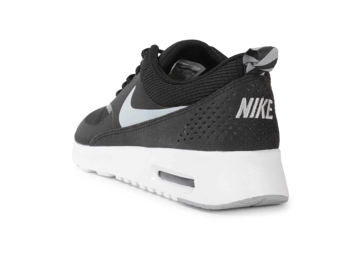 nike air max thea noire blanche chaussures toutes les baskets sold es chausport. Black Bedroom Furniture Sets. Home Design Ideas