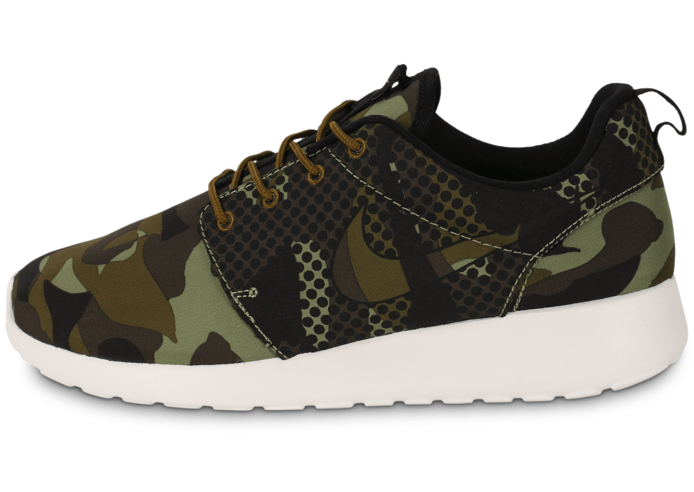 nike roshe one print camo kaki chaussures homme chausport. Black Bedroom Furniture Sets. Home Design Ideas
