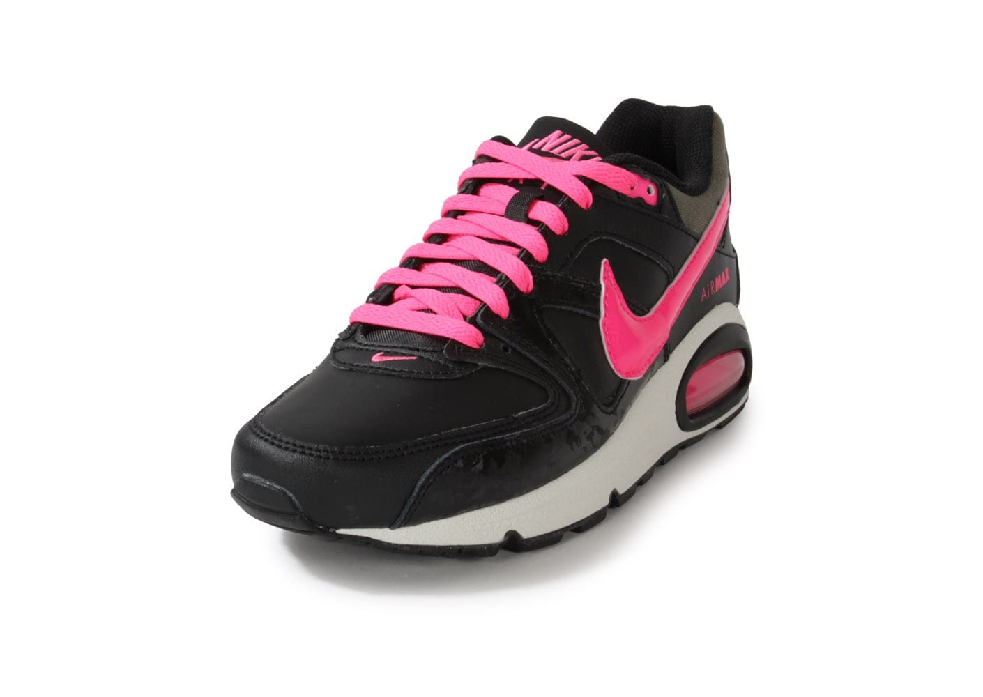 nike air max command rose et noir. Black Bedroom Furniture Sets. Home Design Ideas